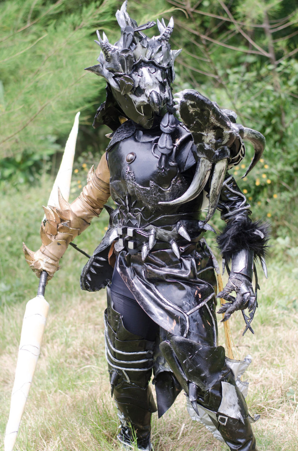 Drago Knight Hunter Z z Kamen Rider - czas na cosplay!