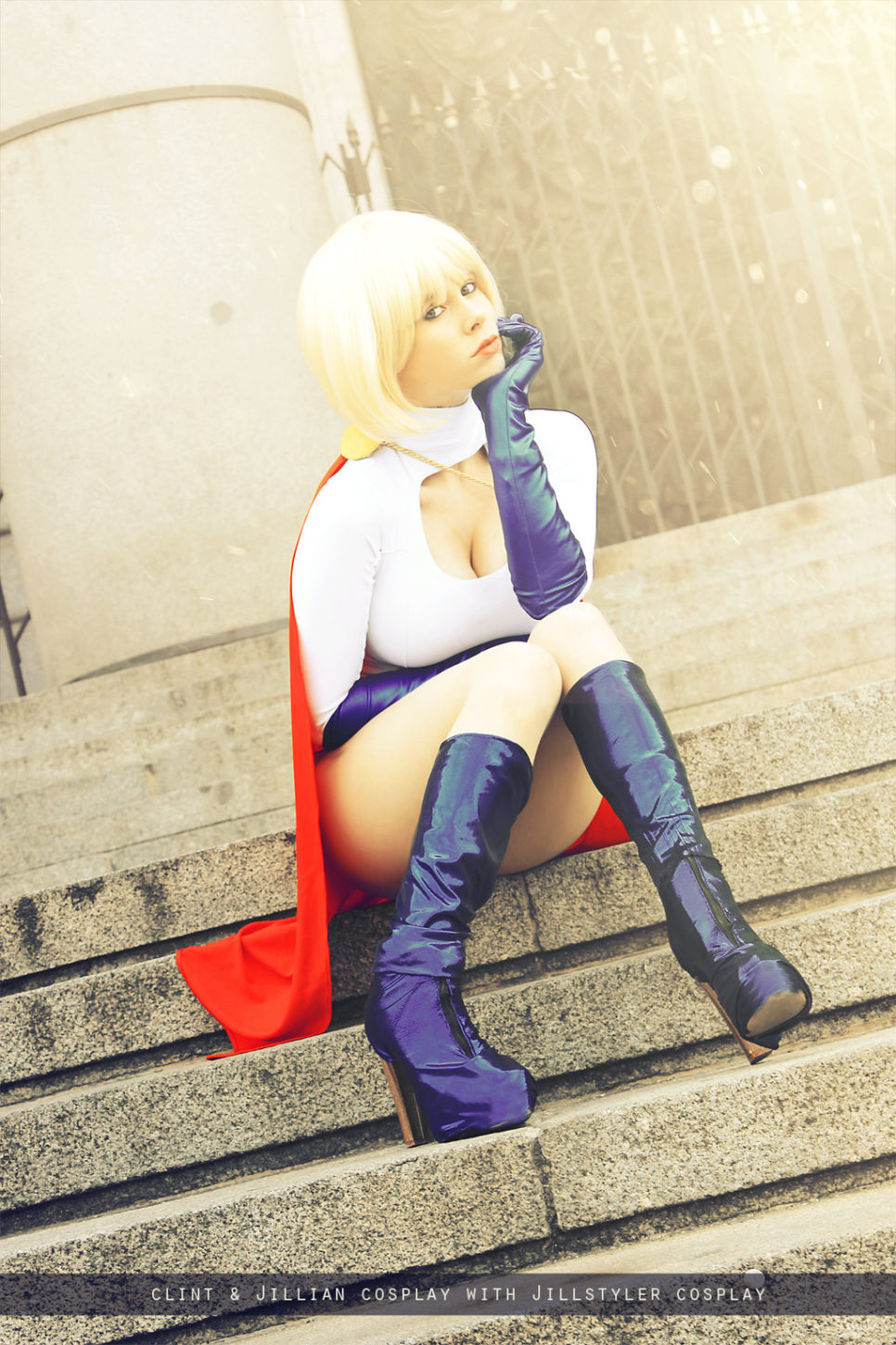 Power Girl z uniwersum DC