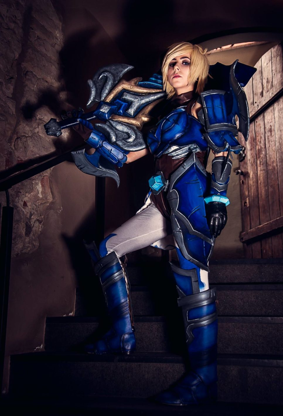 Championship Riven z League of Legends - czas na cosplay!