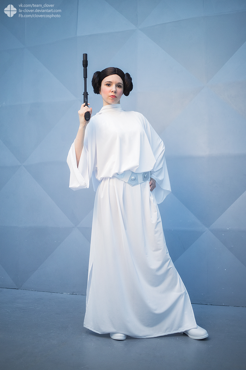 Leia Organa z Star Wars Episode IV: A New Hope - czas na cosplay!