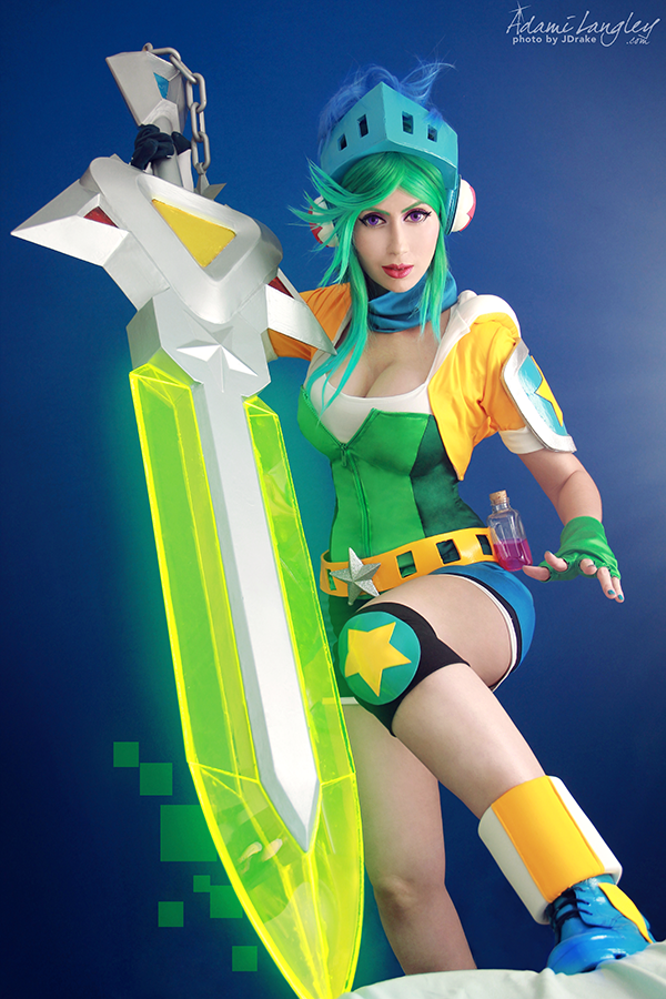 Arcade Riven z League of Legends - czas na cosplay!