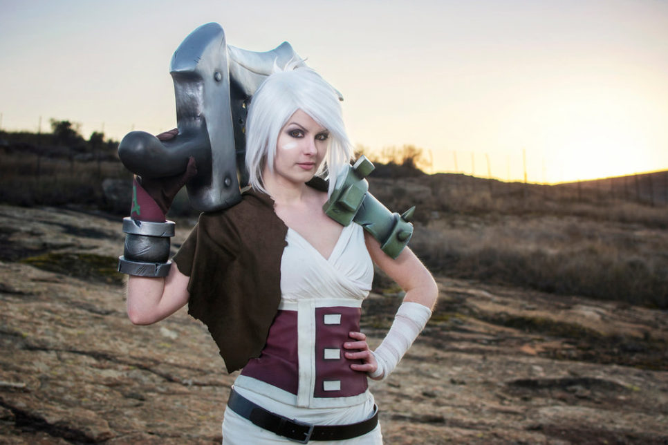 Riven z League of Legends - czas na cosplay!