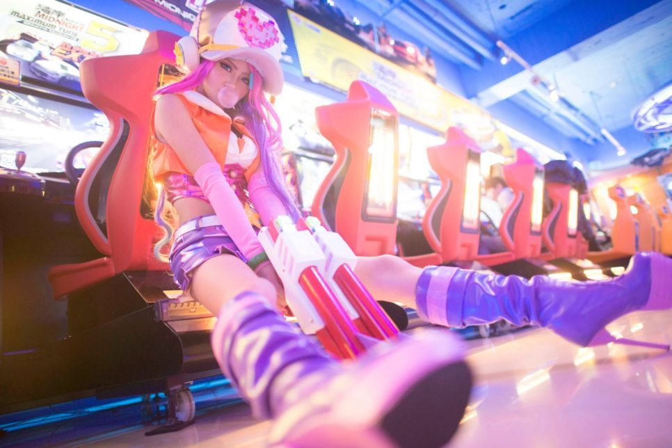 Arcade Miss Fortune z League of Legends - czas na cosplay!