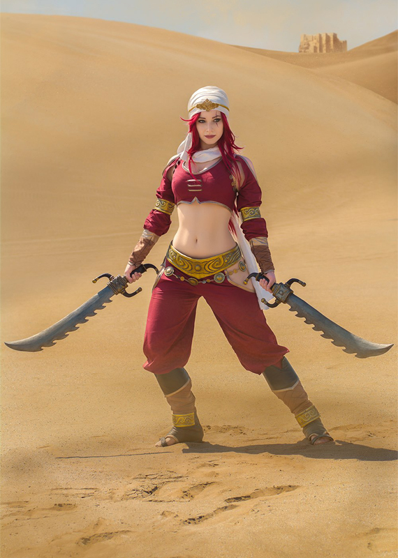 Sandstorm Katarina z League of Legends