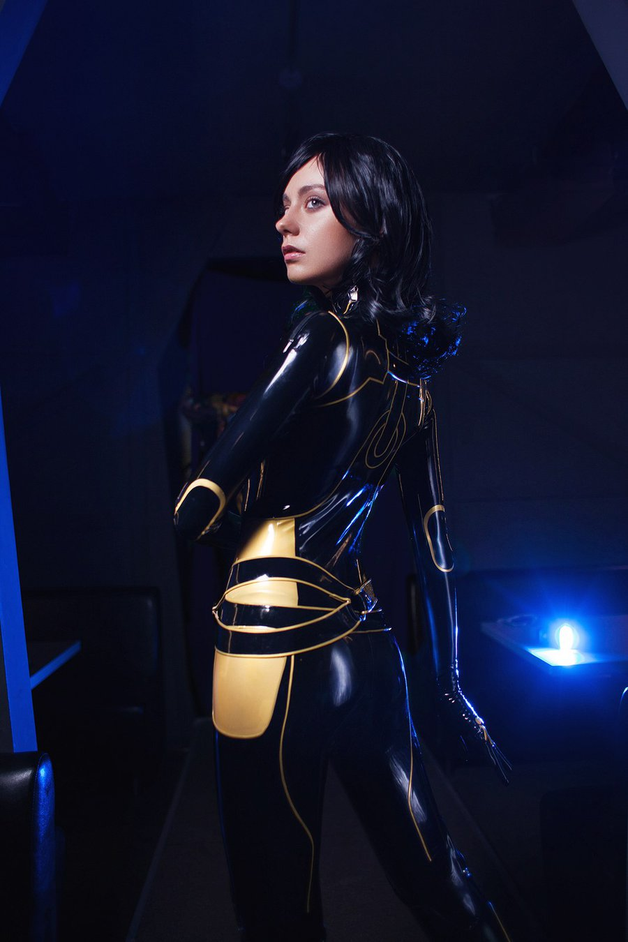 Miranda Lawson z Mass Effect 2