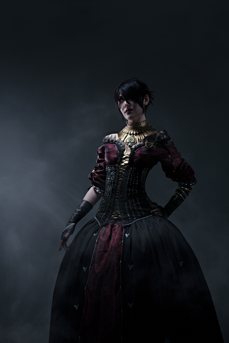 Morrigan z Dragon Age: Inquisition