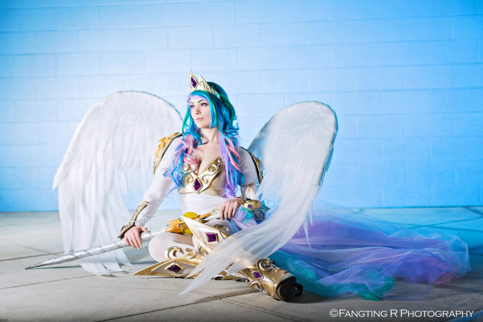 Princess Celestia z My Little Pony