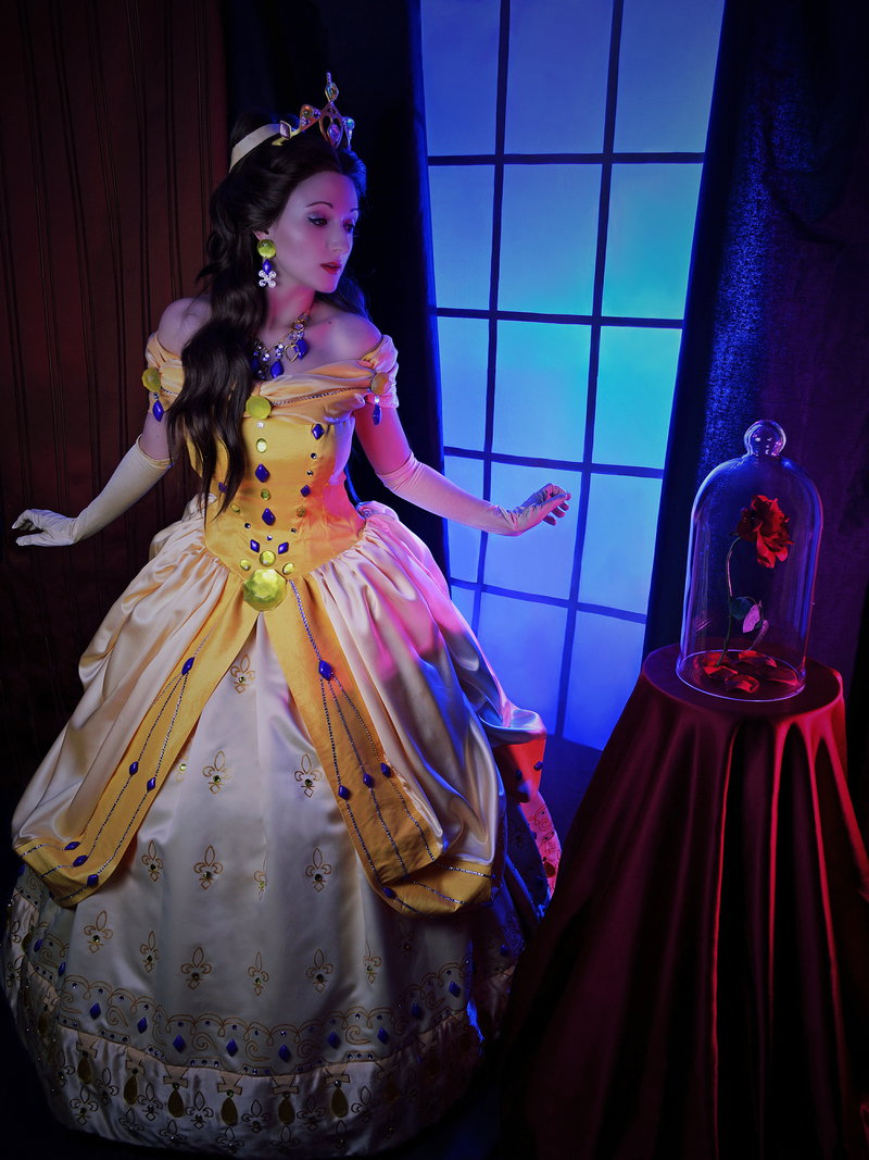 Belle z Beauty and the Beast