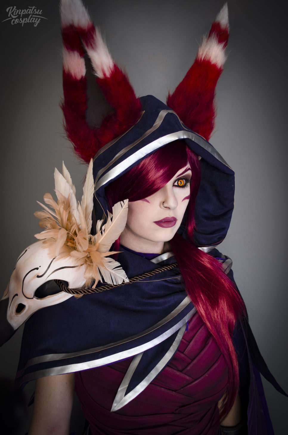 Xayah z League of Legends - czas na cosplay!