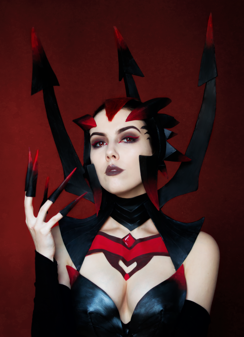 Elise z League of Legends - czas na cosplay!