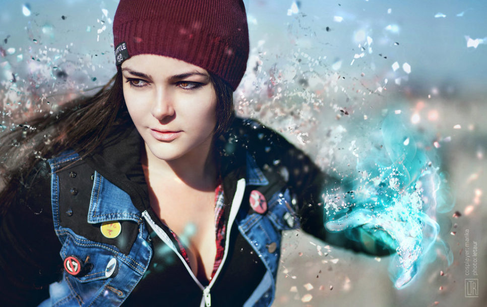 Delsin Rowe z InFAMOUS: Second Son
