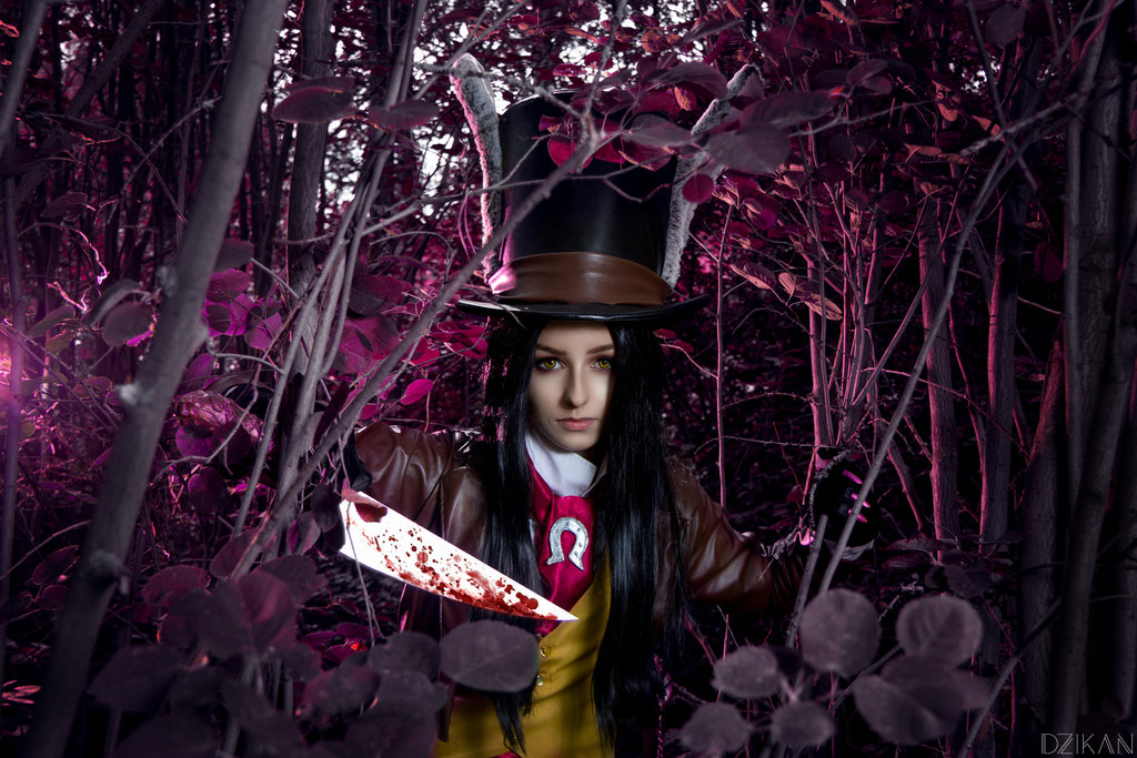 Late but Lucky z Alice: Madness Returns