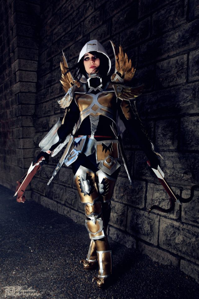 Demon Hunter z Diablo 3