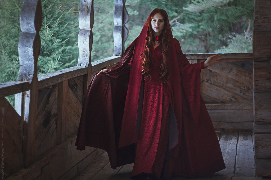 Melisandre z Game of Thrones