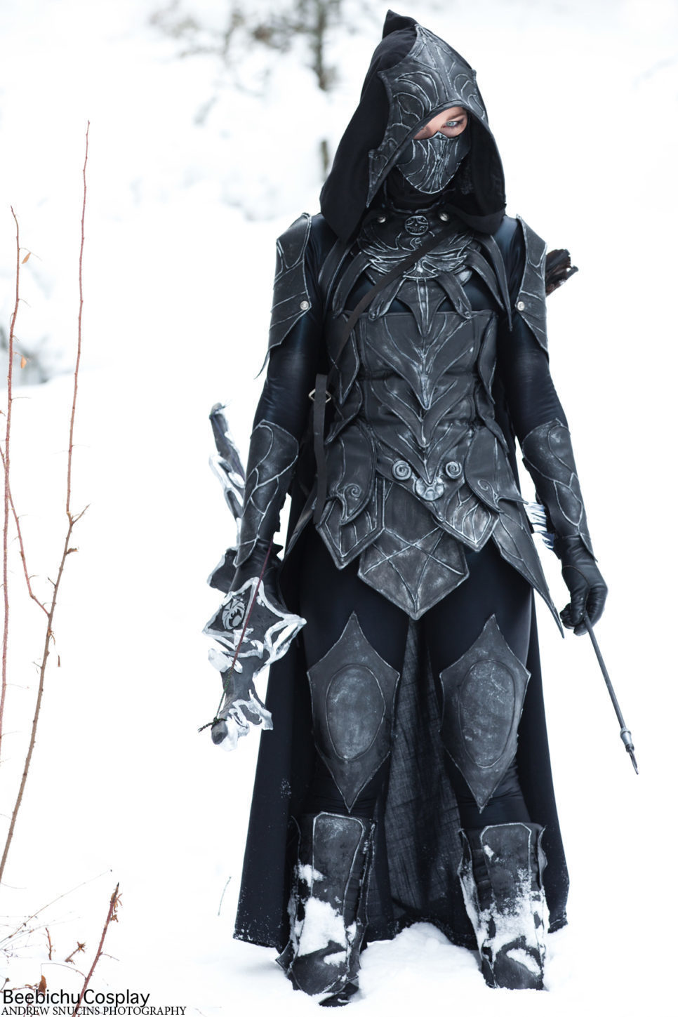 Nightingale Armor z The Elder Scrolls V: Skyrim