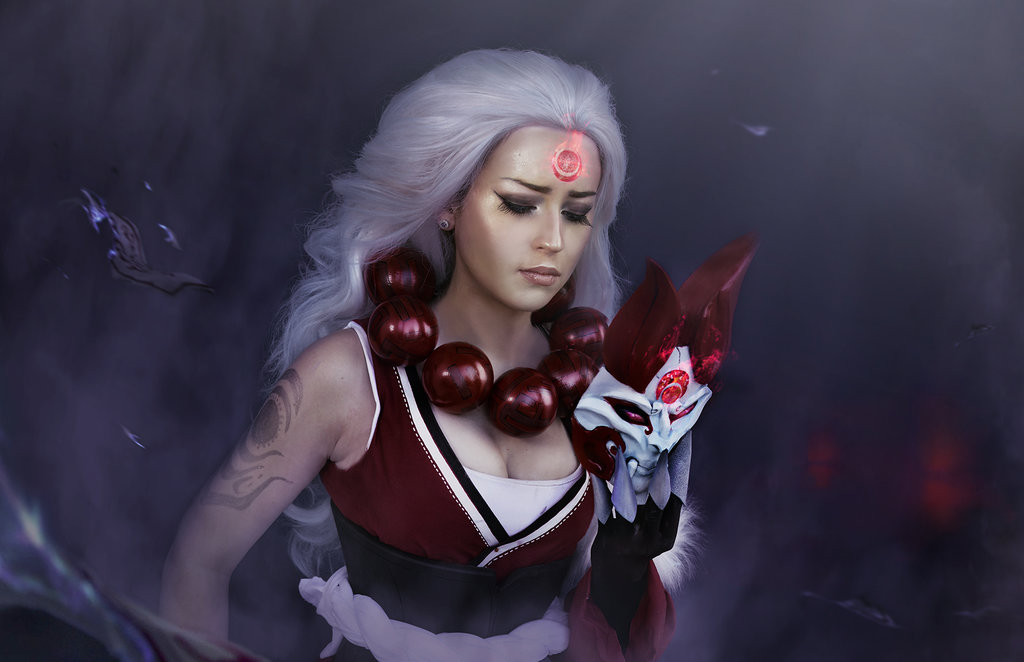 Blood Moon Diana z League of Legends