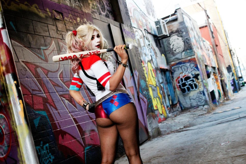 Suicide Squad Harley Quinn Cosplay Amino Draftsex 1
