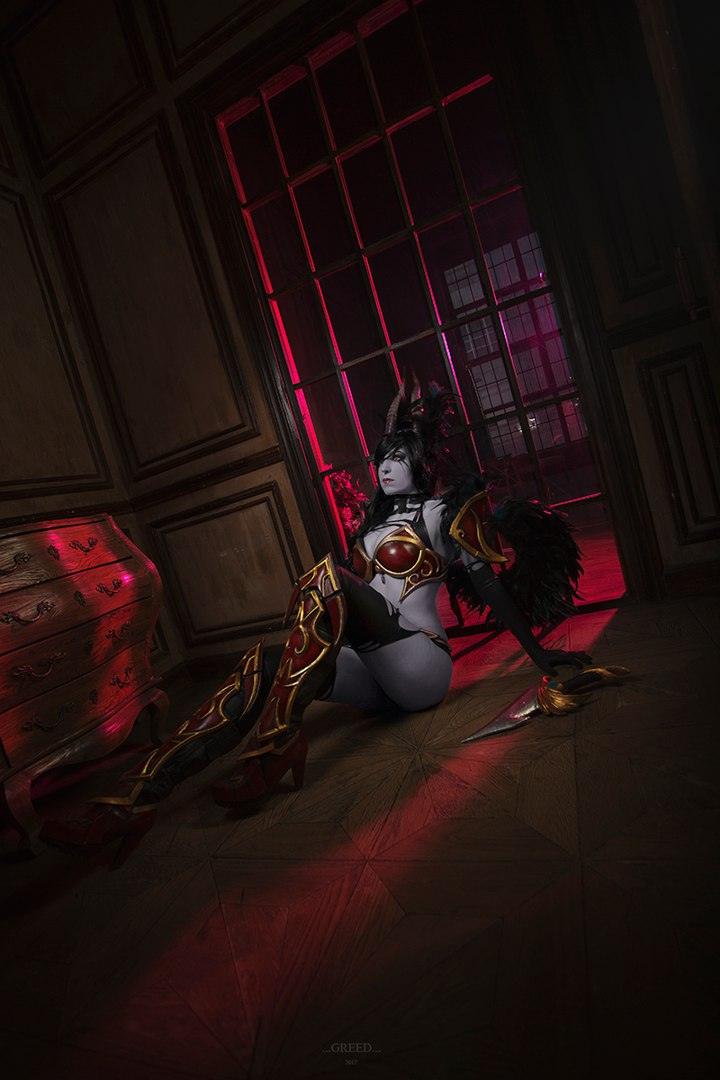 Queen of Pain z DOTA 2