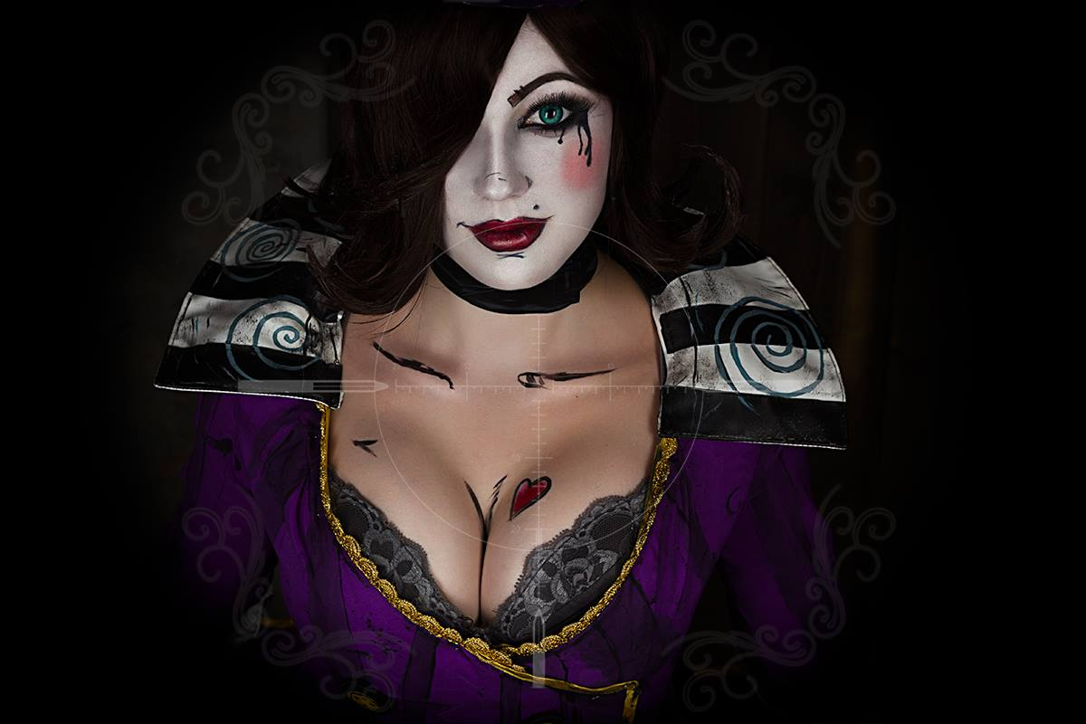 Mad Moxxi z Borderlands