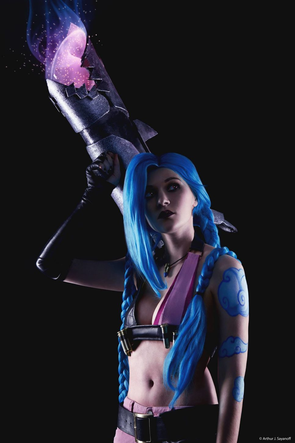 Jinx z League of Legends