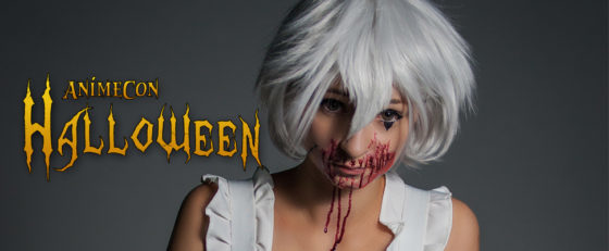 Galeria cosplay z AnimeCon Halloween!