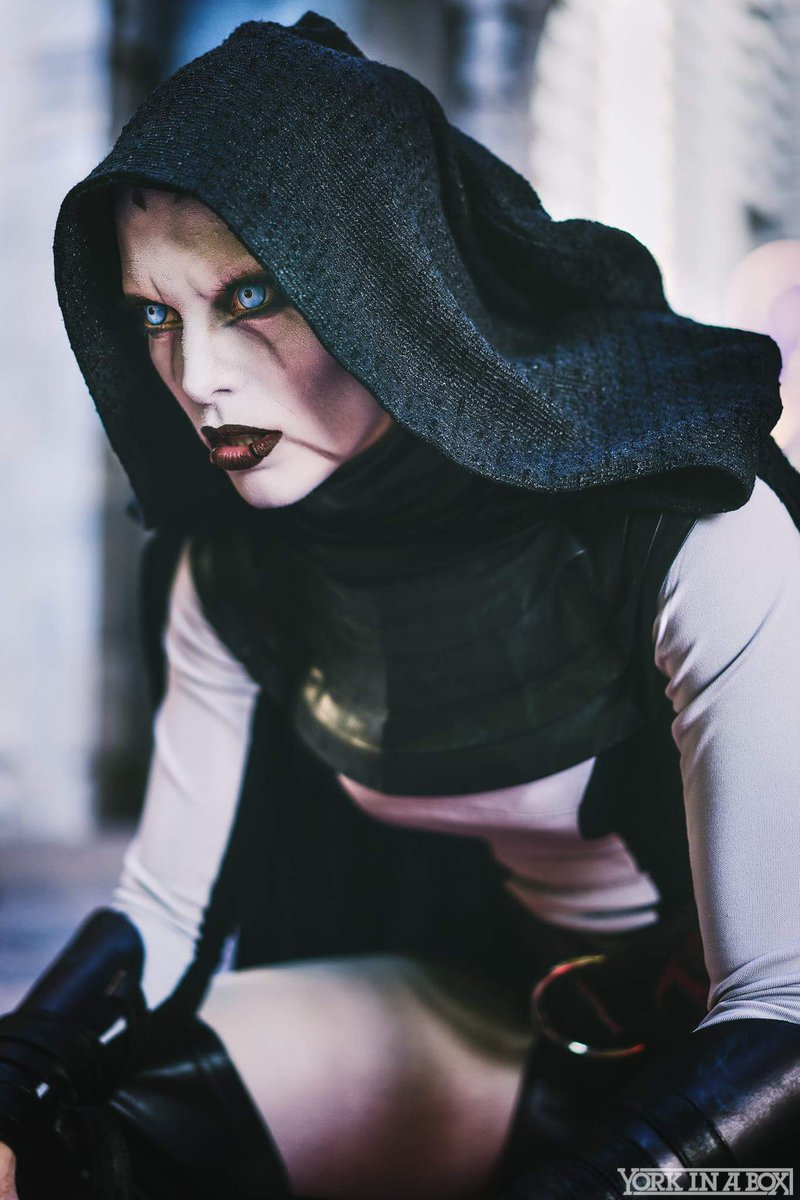 Asajj Ventress ze Star Wars