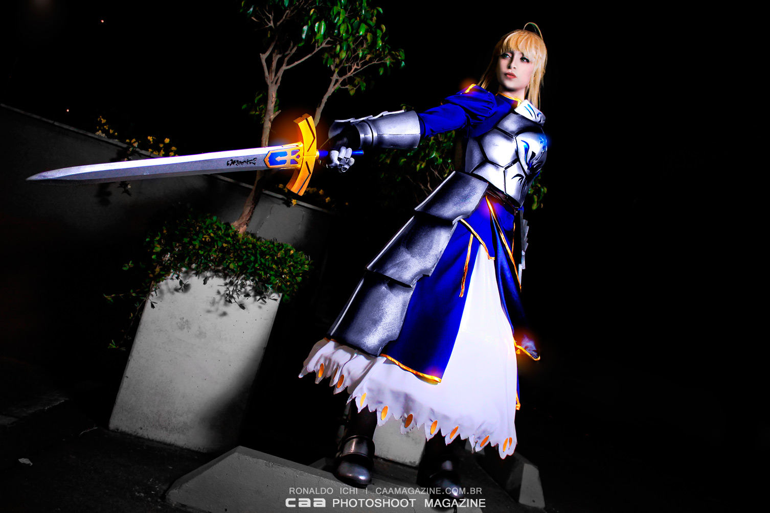 Saber z Fate/stay night