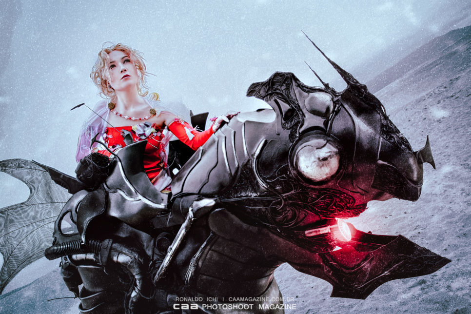 Terra Branford z Final Fantasy VI
