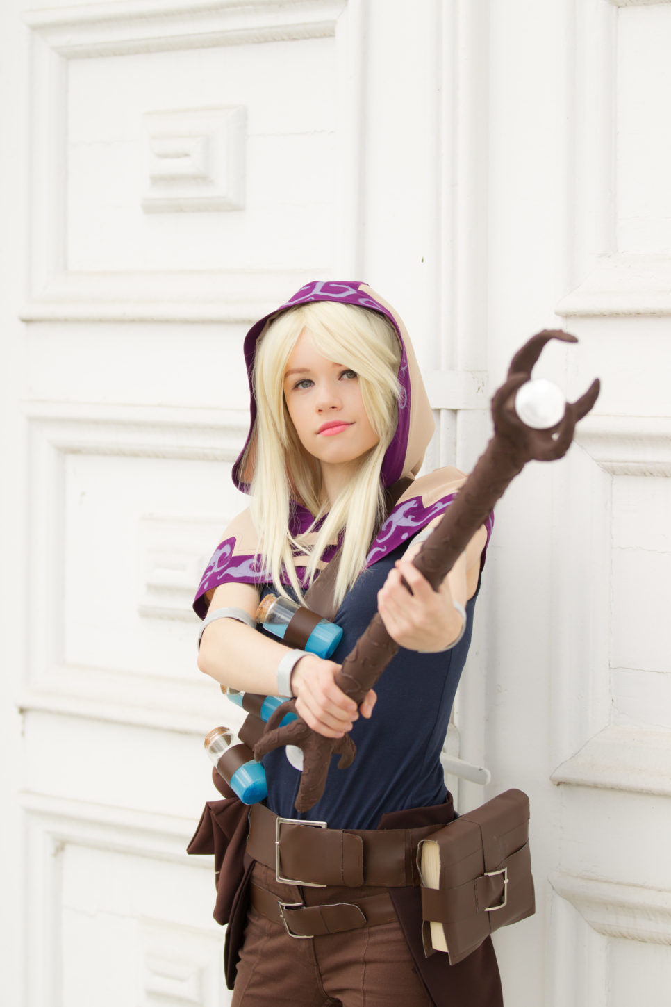 Spellthief Lux z League of Legends