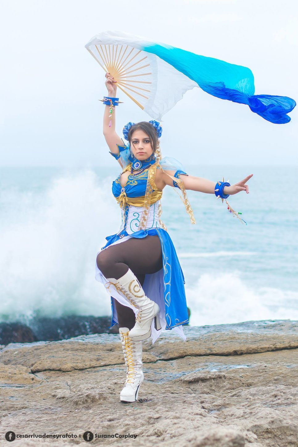 Chun-Li z Street Fighter