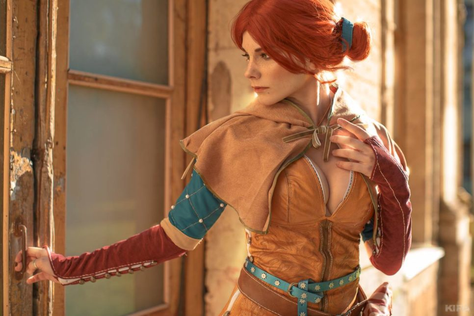 Triss Merigold z The Witcher 3: Wild Hunt