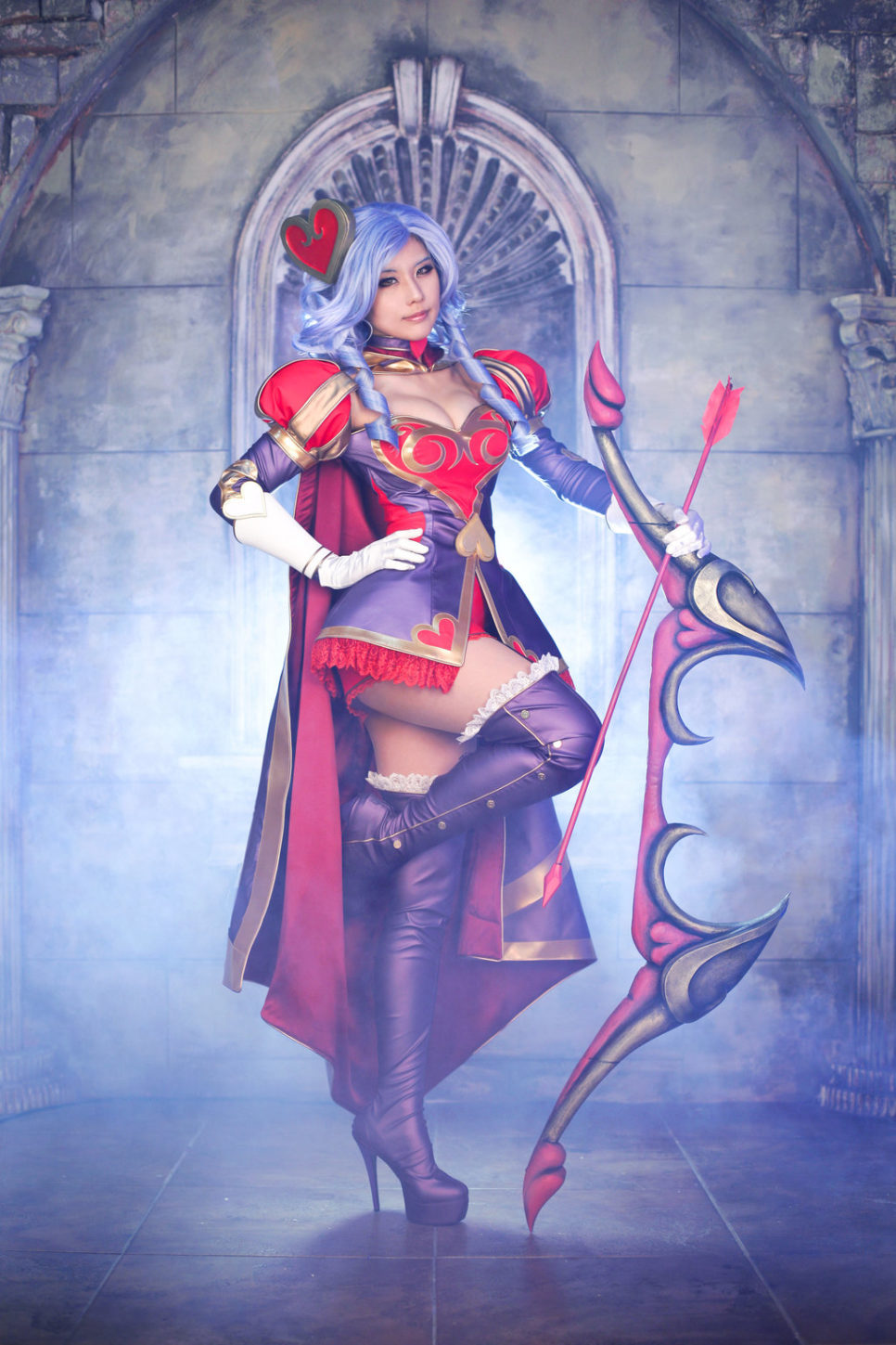 Heartseeker Ashe z League of Legends