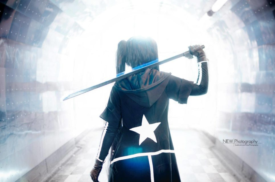 Black★Rock Shooter z Black★Rock Shooter OVA