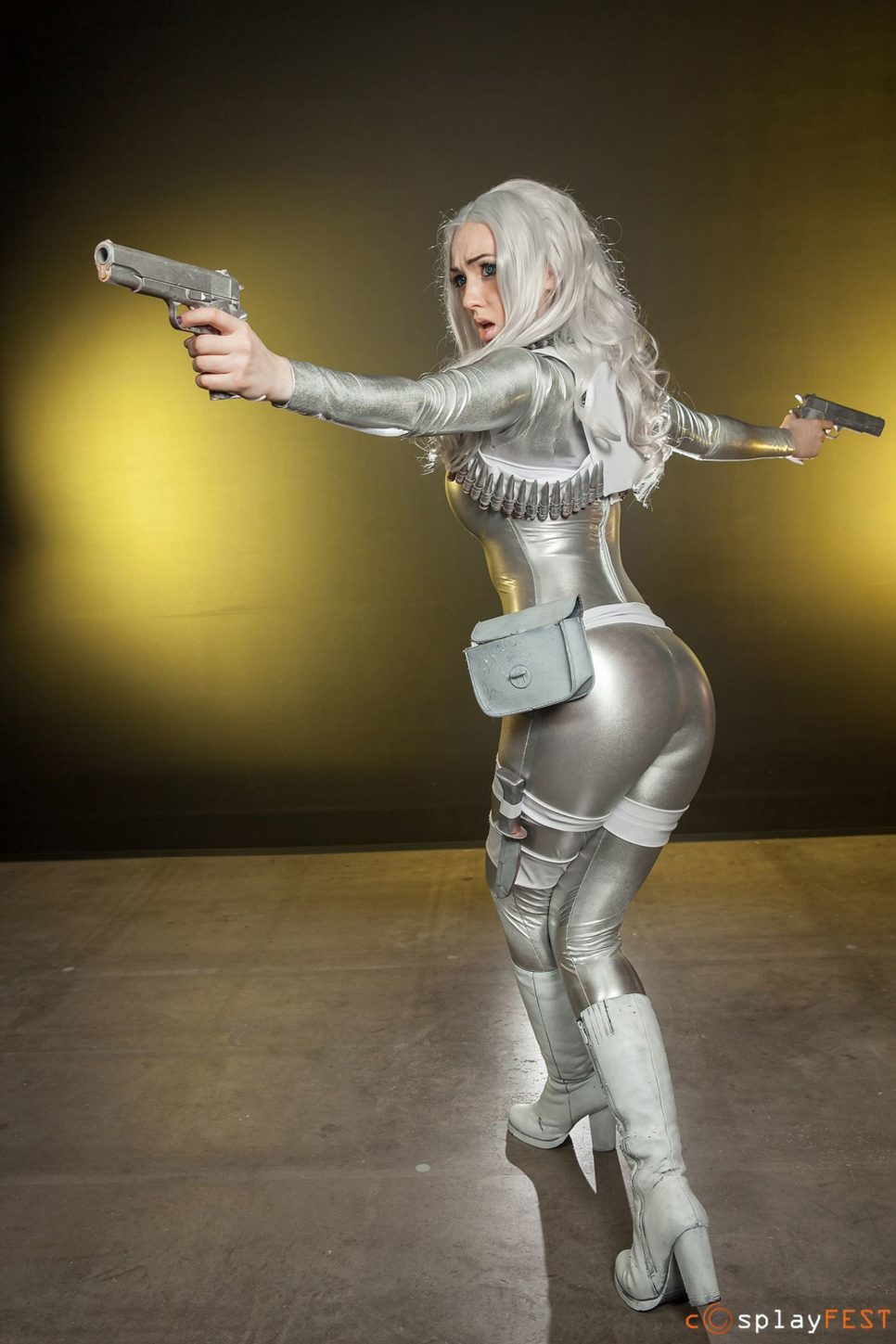 Silver Sable z Marvel