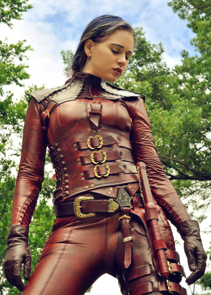 Mord-Sith z Legend of the Seeker
