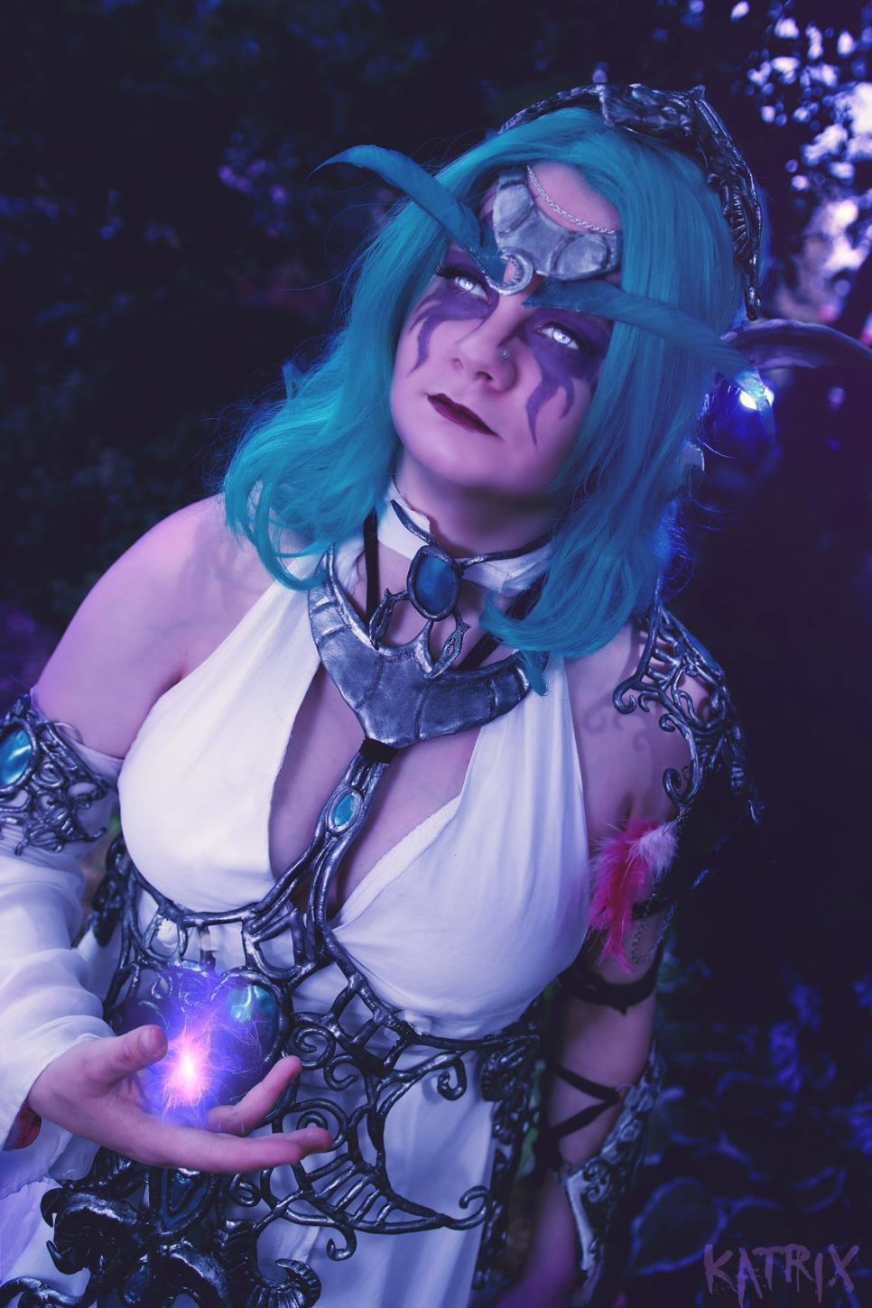 Tyrande Whisperwind z World of Warcraft