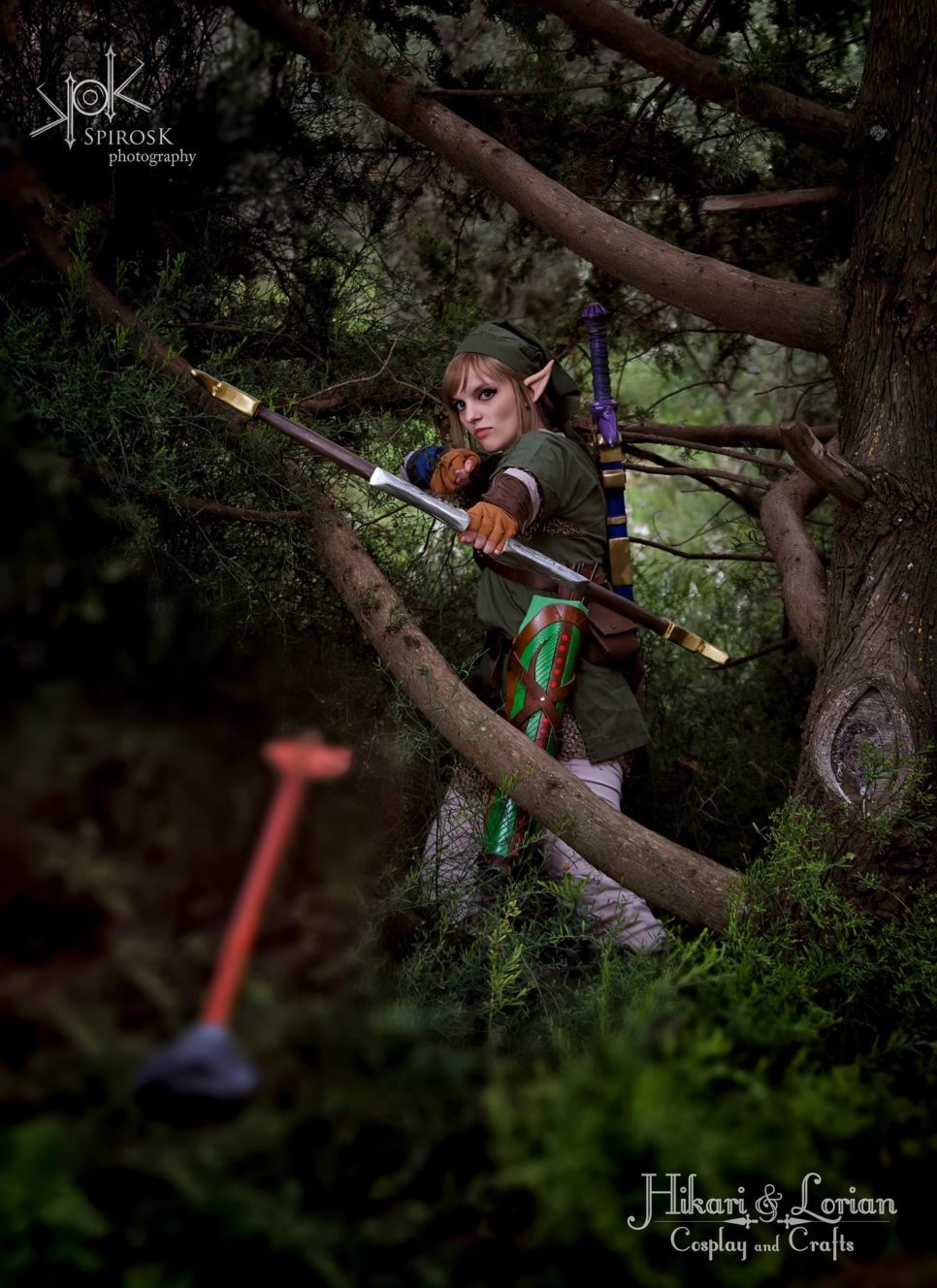Link z The Legend of Zelda