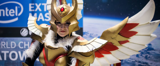 Intel Extreme Masters 2018 | Galeria cosplay