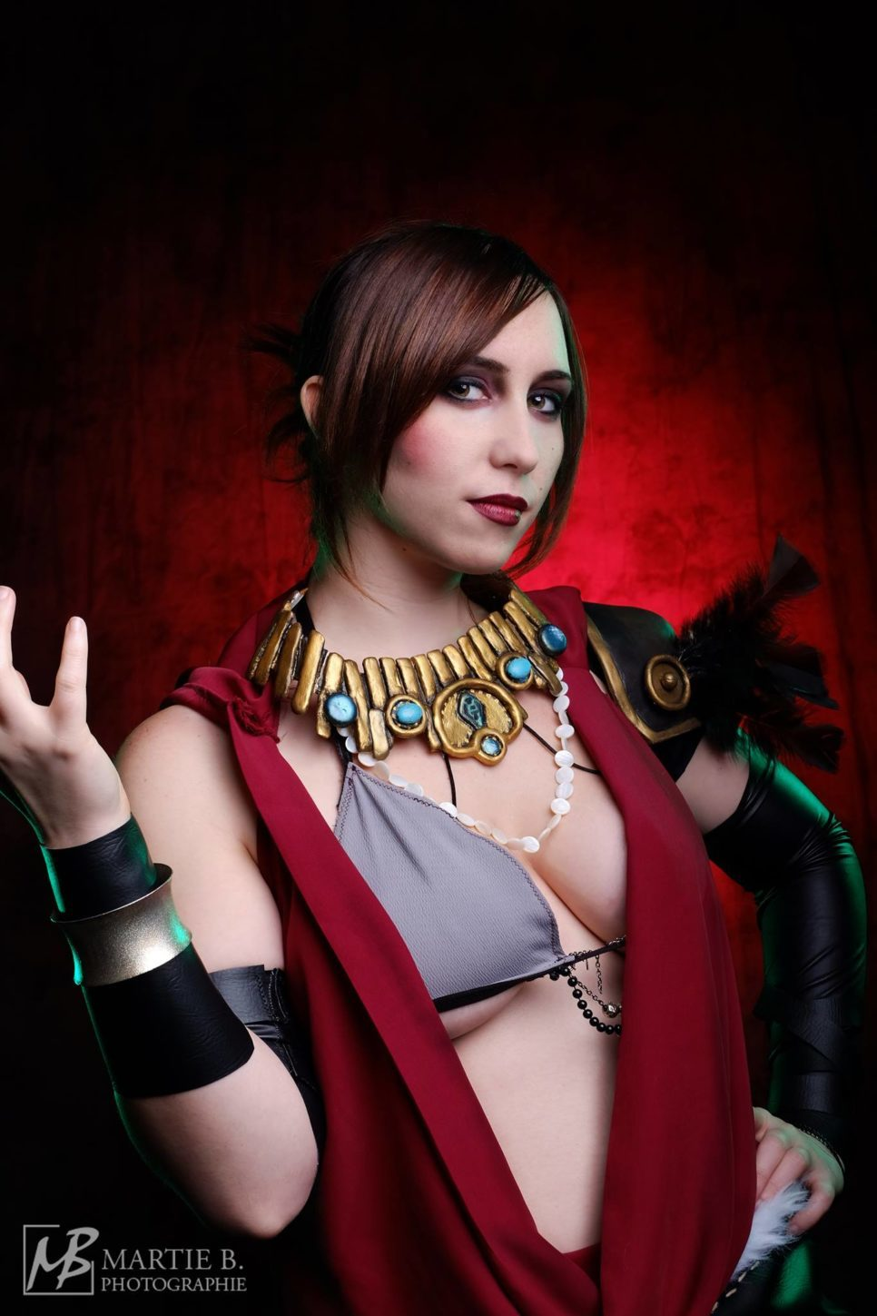 Morrigan z Dragon Age