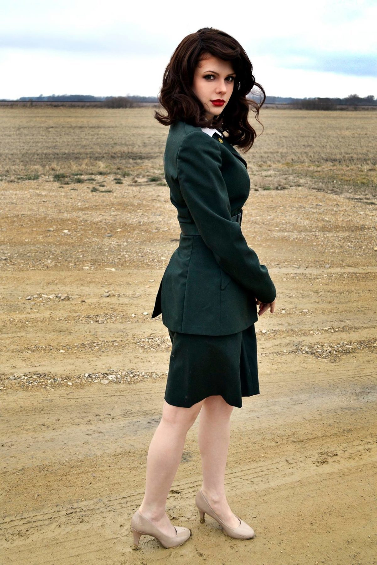 Peggy Carter z Marvel Cinematic Universe