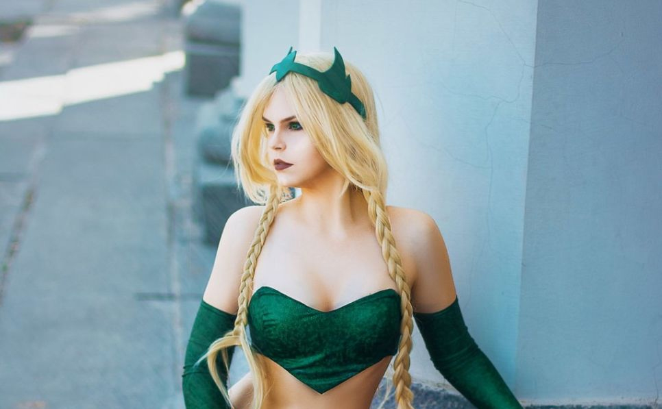 Enchantress z Marvel Comics