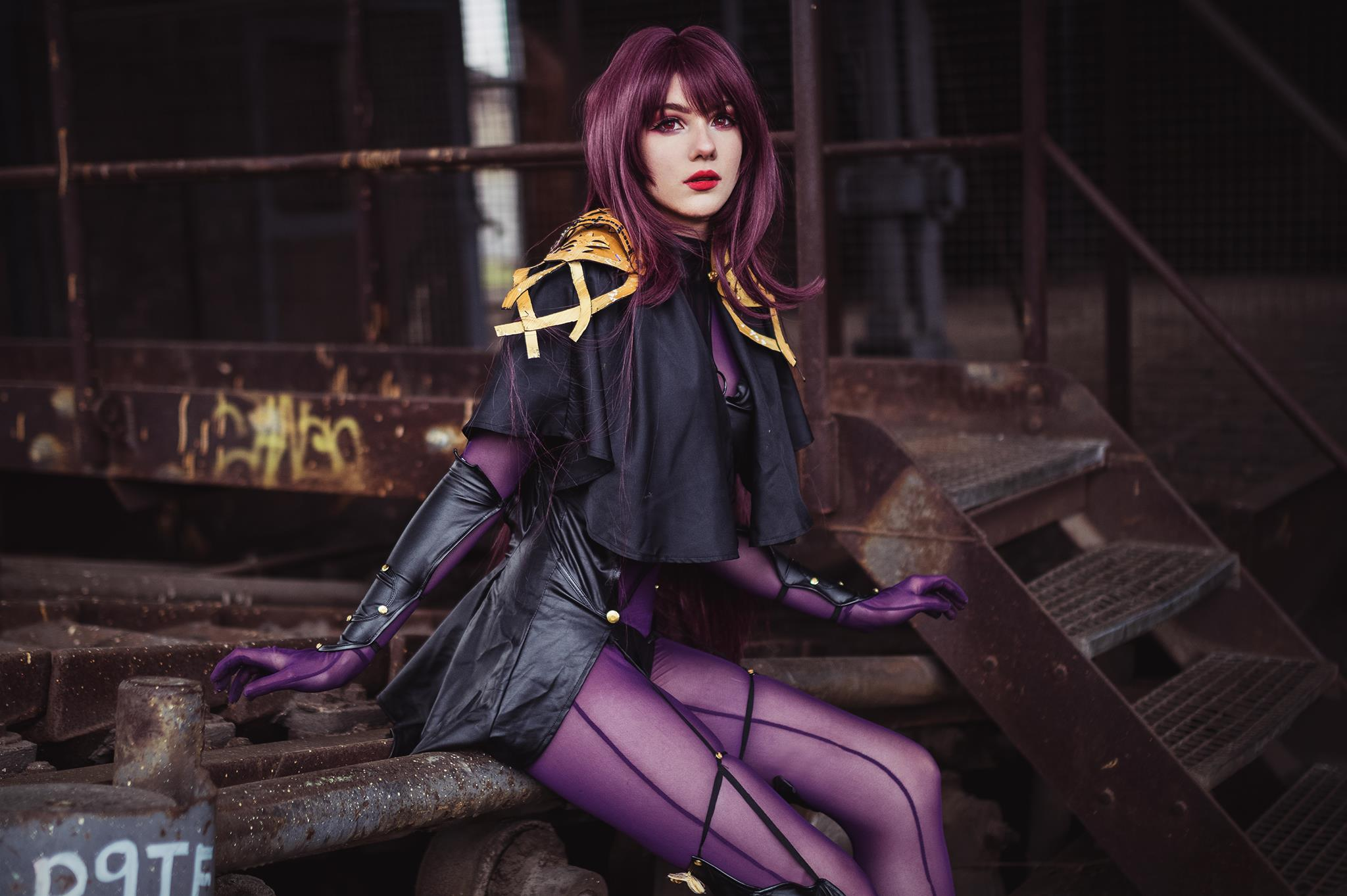 Scathach Lancer z Fate/Grand Order