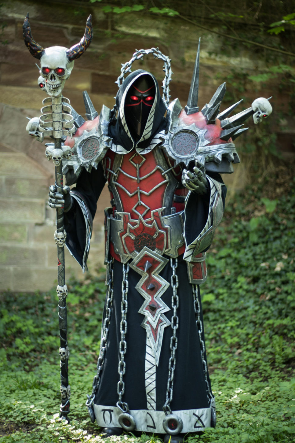 Merciless Warlock z World of Warcraft