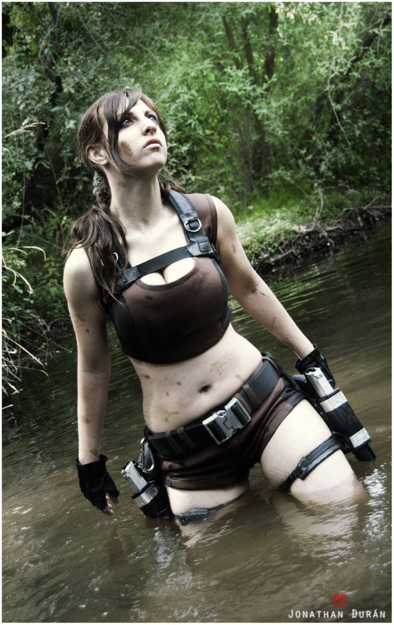 Lara Croft z Tomb Raider: Underworld