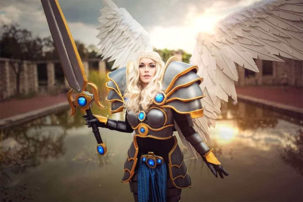 Battleborn Kayle z League of Legends