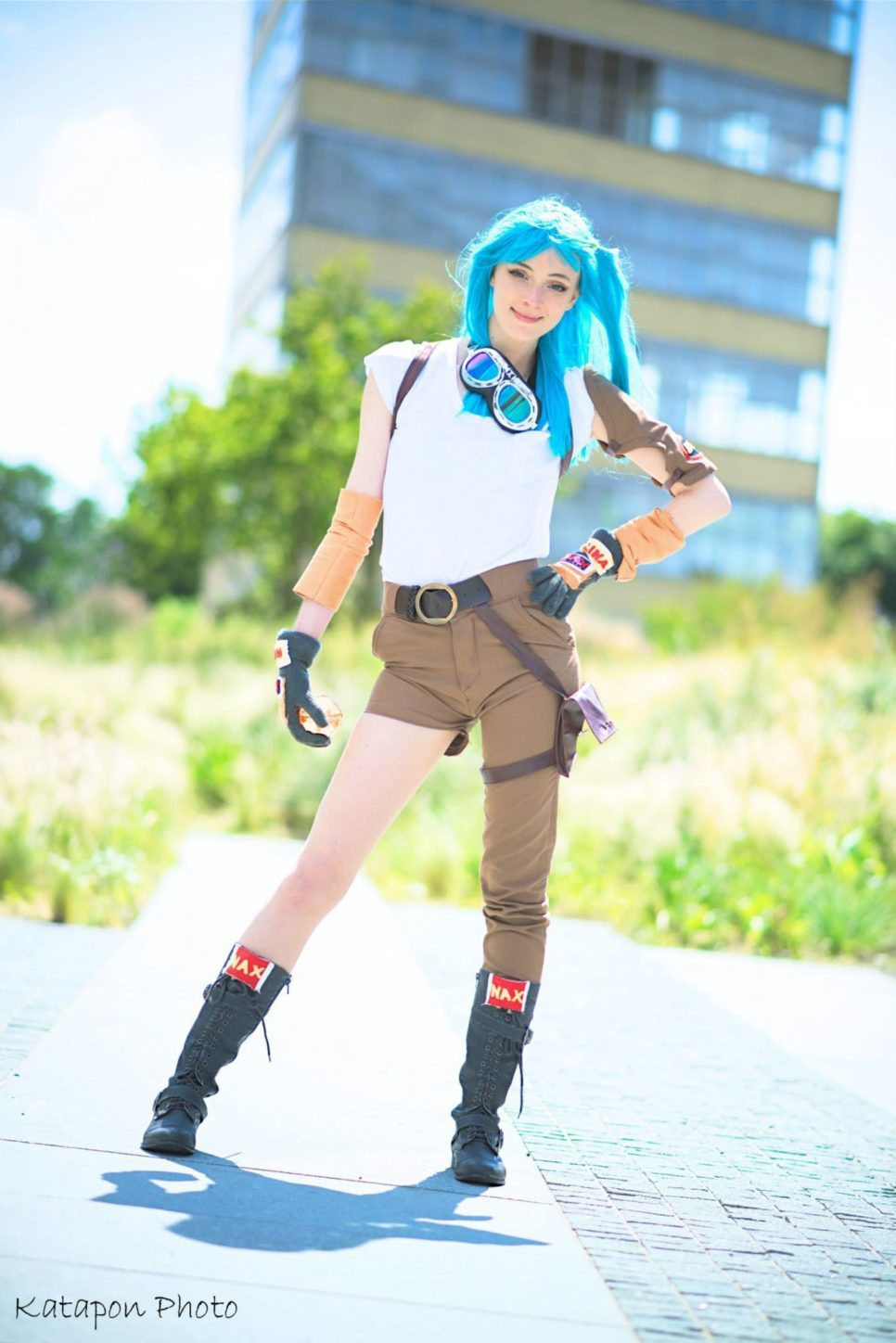 Bulma z Dragon Ball