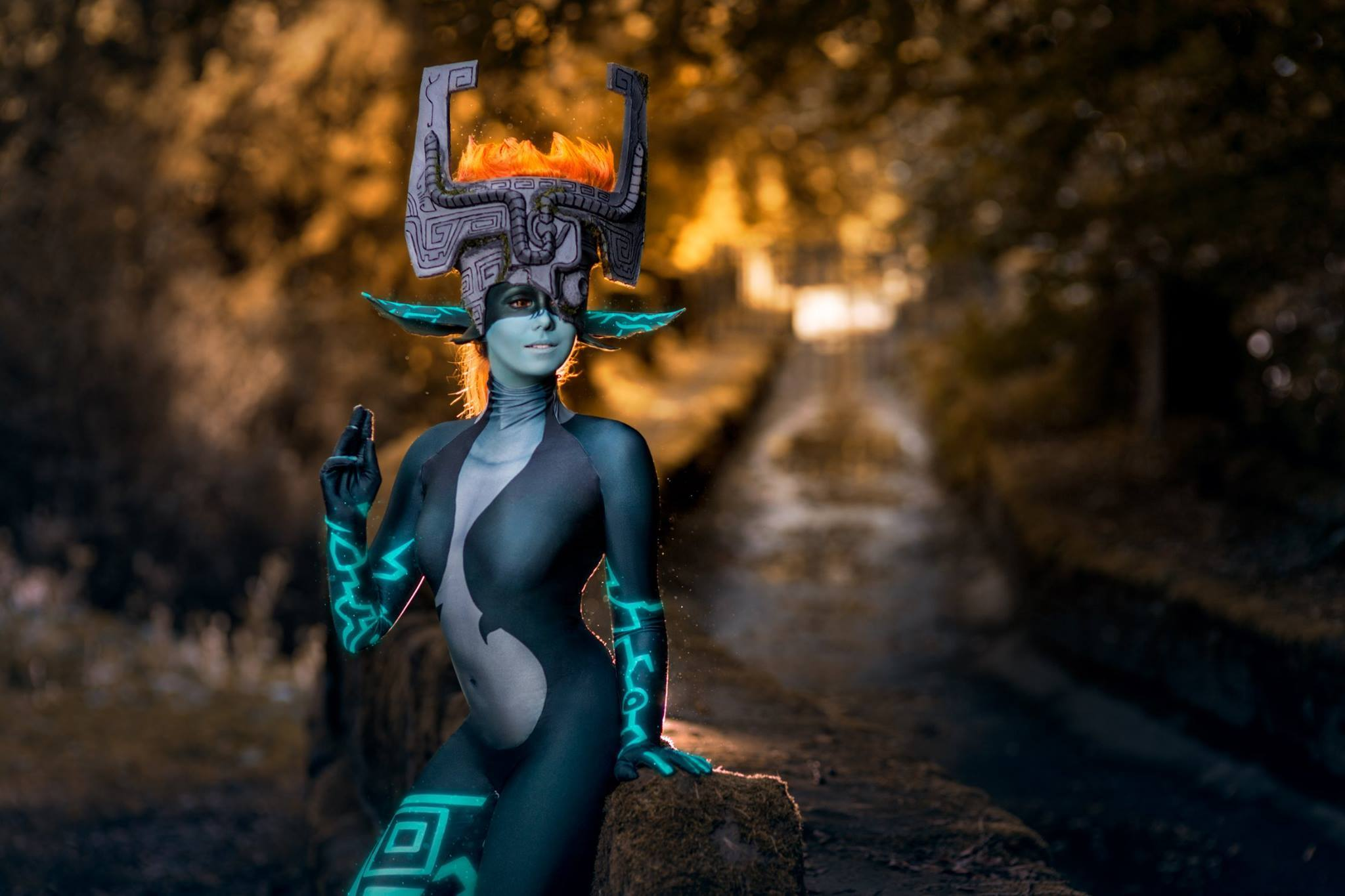 Midna z The Legend of Zelda: Twilight Princess