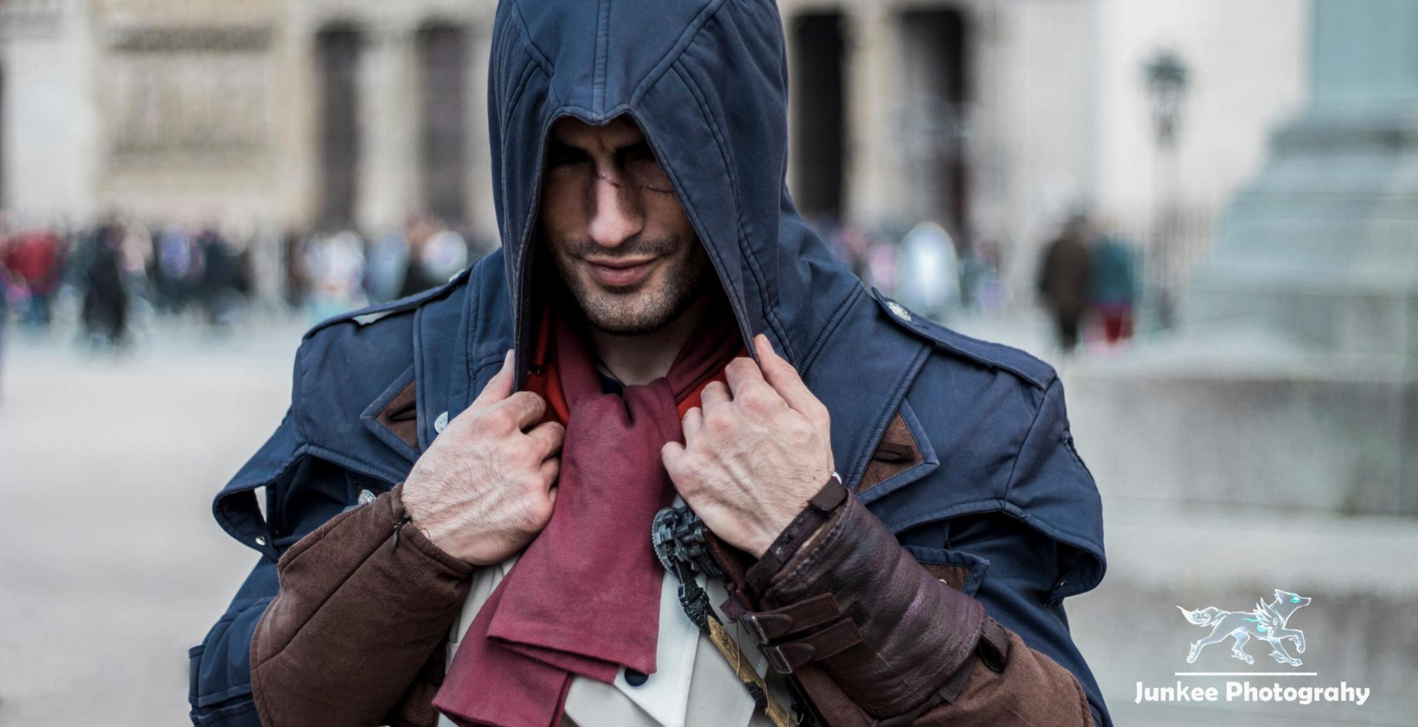 Arno Victor Dorian z Assassin's Creed: Unity