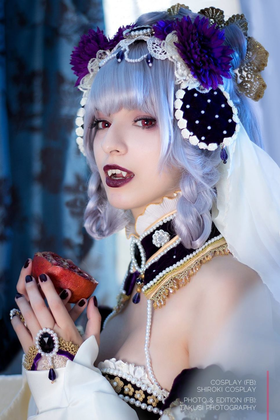 Julietta Vampire z Fantasy of the Dream