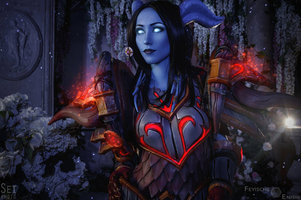 Draenei Hunters z World of Warcraft